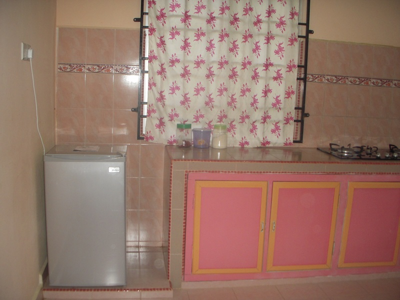 Ruang Dapur Norah's Guest House